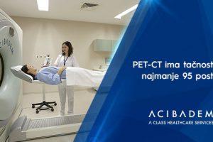 PET-CT, važno istraživanje u skriningu i liječenju raka